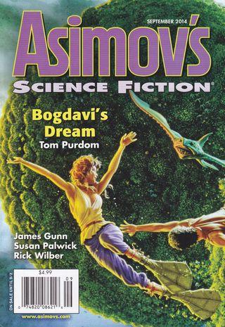 Asimov's September 2014