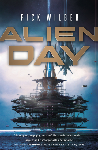 Alien Day high-res cover